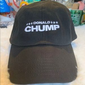 "Young and Reckless ""Donald Chump"" Dad Hat"